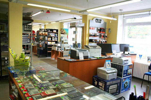 prodejna TENO PLUS ve Zlíně malenovicích