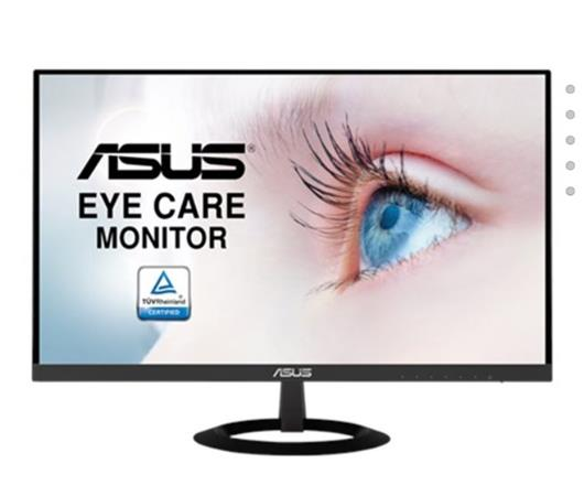 "ASUS VZ249HE 24"" (23.8"") Monitor, FHD (1920x1080), IPS, Ultra-Slim Design, HDMI, D-Sub, Flicker free, Low Blue Light, TUV"