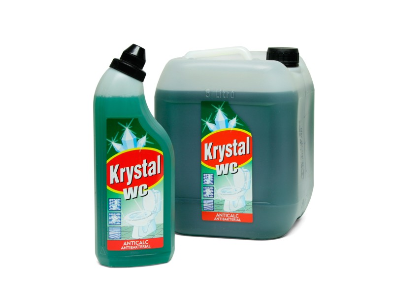 Krystal WC čistič - 750ml