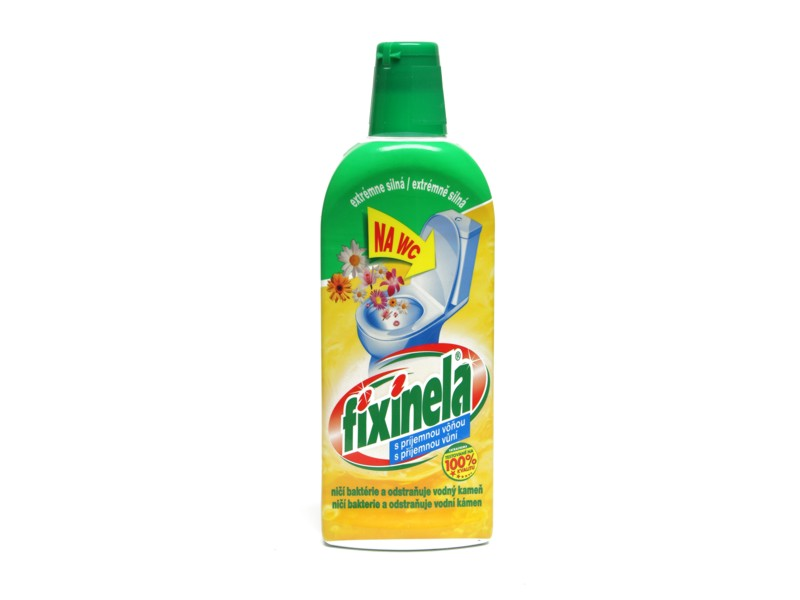 Fixinela WC s vůní 500 ml
