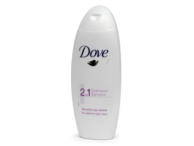 Šampon Dove 2v1 250 ml