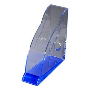 Stojan na katalogy REXEL NIMBUS, modrý
