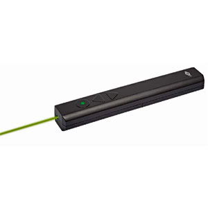 Laserové ukazovátko a prezentér WEDO