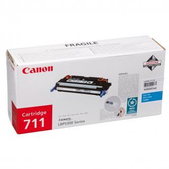 Tonerová cartridge Canon LBP-5300, cyan, CRG711C, 6000s, 1659B002, O