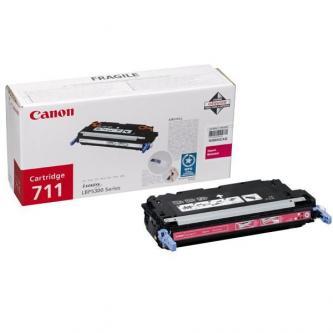 Tonerová cartridge Canon LBP-5300, magenta, CRG711M, 6000s, 1658B002, O