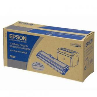 Developer cartridge Epson AcuLaser M1200, black, C13S050520, 1800s, O