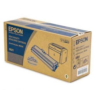 Developer cartridge Epson AcuLaser M1200, black, C13S050521, 3200s, O