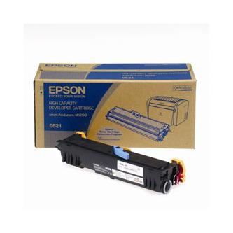 Developer cartridge Epson AcuLaser M1200, black, C13S050523, 3200s, return, O