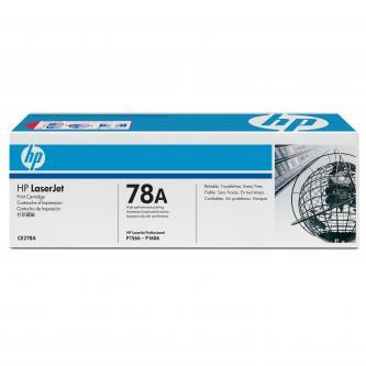 HP originální toner CE278A, black, 2100str., HP LaserJet Pro P1566, M1536, speciální cena do vyprodání zásob