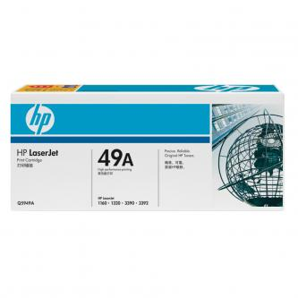 HP originální toner Q5949A, black, 2500str., HP LaserJet 1160, 1320, 3390, 3392, speciální cena do vyprodání zásob