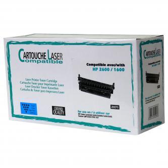 Tonerová cartridge pro HP Color LaserJet 1600, 2600n, 2605, cyan, 2000s, N