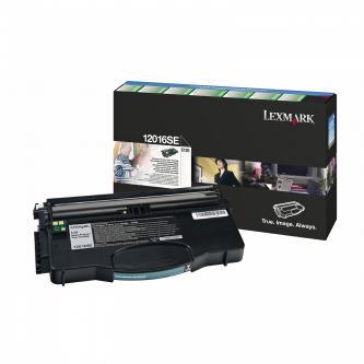 Tonerová cartridge Lexmark E120, black, 12016SE, 2000s, return, O