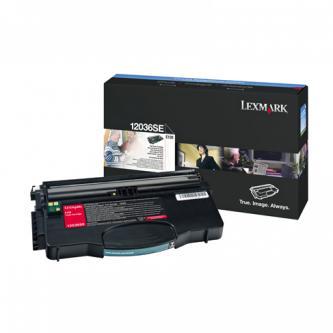 Tonerová cartridge Lexmark E120, black, 12036SE, 2000s, O