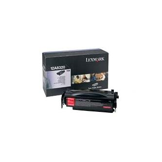 Tonerová cartridge Lexmark T430, black, 12A8320, 6000s, O