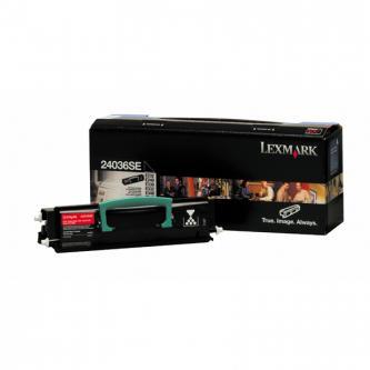 Tonerová cartridge Lexmark E232, E330, E332n, E230, E340, E342n, black, 24036SE, 2500s, O