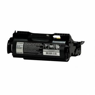 Tonerová cartridge Lexmark T640, T642, T644, black, 64016HE, 21000s, return, O