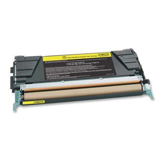 Tonerová cartridge Lexmark C746DN, C746DTN, C746N, C748DE, C748DTE, C748E, yellow, C746A2YG, 70000s, O