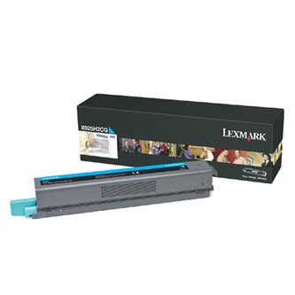 Tonerová cartridge Lexmark X925de, cyan, X925H2CG, 7500s, O