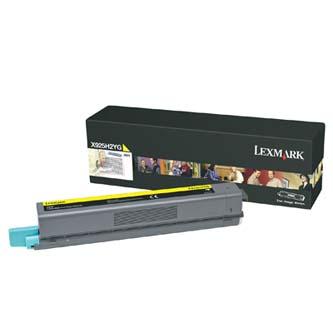 Tonerová cartridge Lexmark X925de, yellow, X925H2YG, 7500s, O