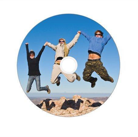 BD-R Blu-Ray SL, Printable, 25GB, 6x, Verbatim, jewel box