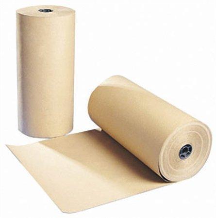 Balící papír, v roli, hnědý kraft