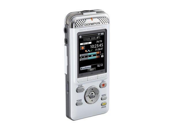"""Diktafon """"DM-7"""", digitální, paměť 4 GB, OLYMPUS"""