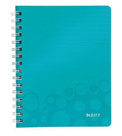 Blok na psaní Leitz WOW, Ledová modrá