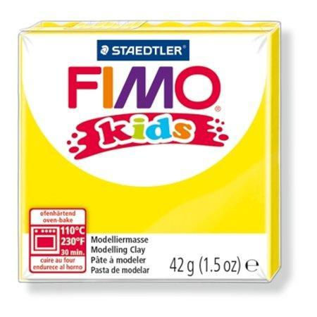 Modelovací hmota FIMO® kids 8030 42g žlutá