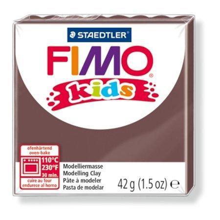 Modelovací hmota FIMO® kids 8030 42g hnědá