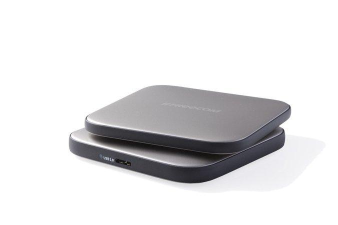 "2,5"" HDD (hard-disk), 1TB, USB 3.0, FREECOM ""Mobile Drive Secure"""