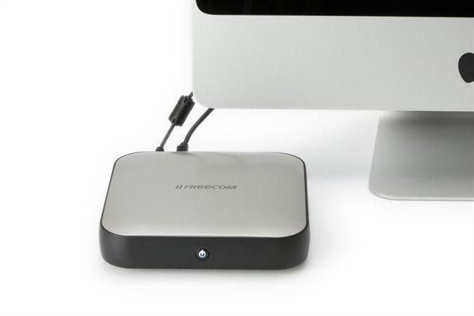 """Externí pevný disk 2,5"""" HDD """"Hard Drive SQ"""", 3TB, USB 3.0, FREECOM"""