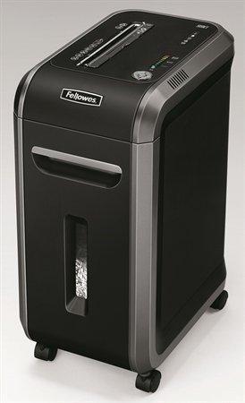"""Skartovací stroj """"Powershred® 90S"""", řez proužky, 18 listů, FELLOWES"""