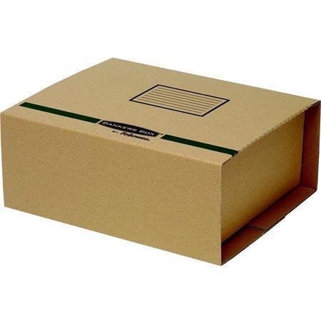 """Poštovní krabice """"BANKERS BOX® TRANSIT by FELLOWES®"""", karton, velká, bezpečnostní, FELLOWES"""