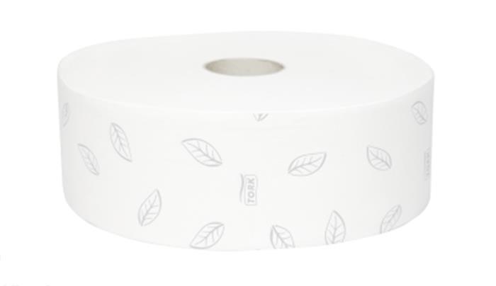 """Toaletní papír """"Advanced"""", bílá, T1 systém, 2-vrstvý, 26 cm průměr, TORK"""