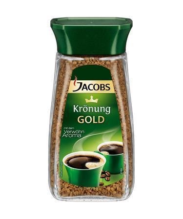 """Káva, instantní, 100 g, JACOBS """"Krönung"""""""