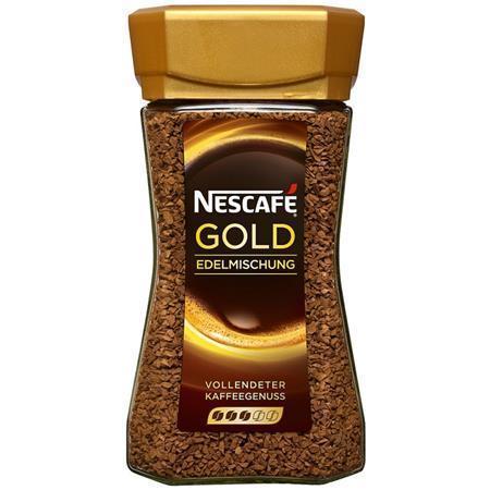 """Káva, instantní, 100 g, NESCAFÉ """"Gold"""""""