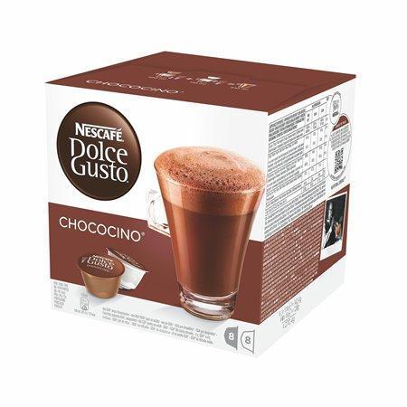 """Kapsle do kávovaru, 16 ks, NESCAFÉ """"Dolce Gusto Chococcino"""""""
