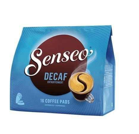 "Kapsle do kávovaru, 16 ks, NESCAFÉ ""Senseo"", bezkofeinu"