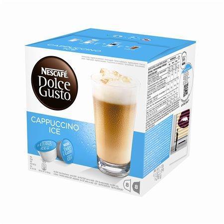 """Kapsle do kávovaru, 16 ks, NESCAFÉ """"Dolce Gusto ice cappucino"""""""