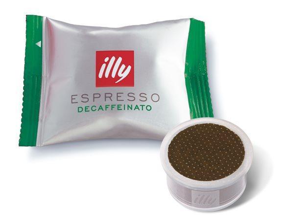 "Kapsle do kávovaru, 50 ks, ILLY ""i-espresso caffeine-free"""