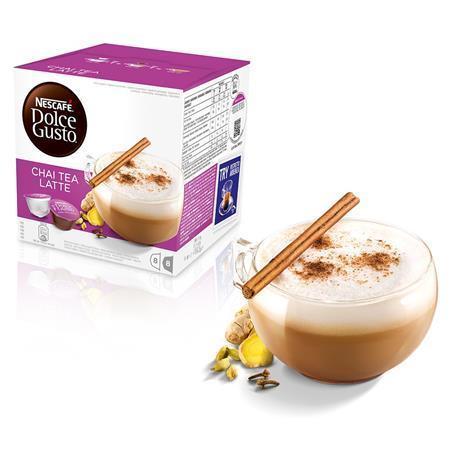 """Kávové kapsle """"Dolce Gusto Chai Tea Latte"""", 16 ks, NESCAFÉ"""