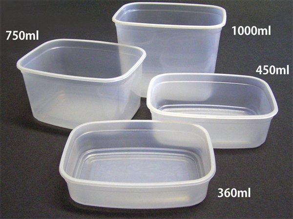 Box na jídlo, 360 ml