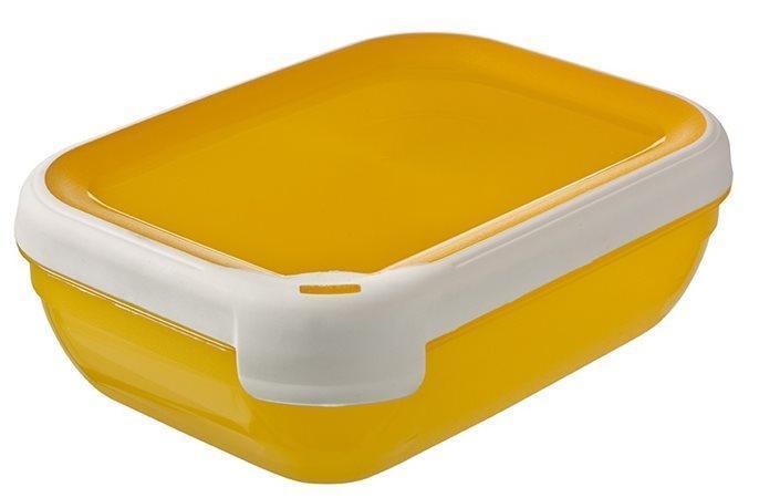 """Box na jídlo, 1,8 l, CURVER """"Grand Chef"""", oranžový"""