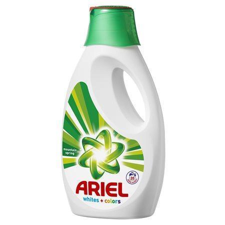 "Prací gel, 1,3l, ARIEL, ""Mountain Spring"""