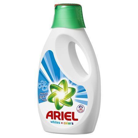 """Prací gel, 1,3l, ARIEL, """"Touch Of Lenor"""""""