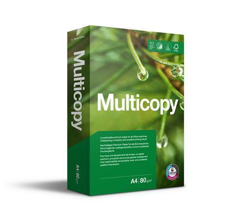 """Xerografický papír """"Original White"""", A3, 80g, MULTICOPY"""