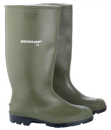 Gumové boty, PVC, velikost 42