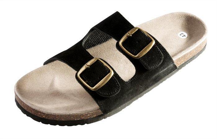 Ergonomické pantofle, velikost 41, bílé