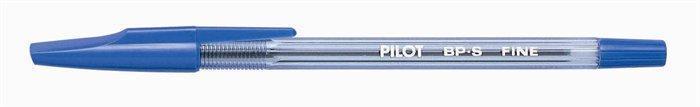 "Kuličkové pero ""BP-S"", modrá, 0,27mm, PILOT"