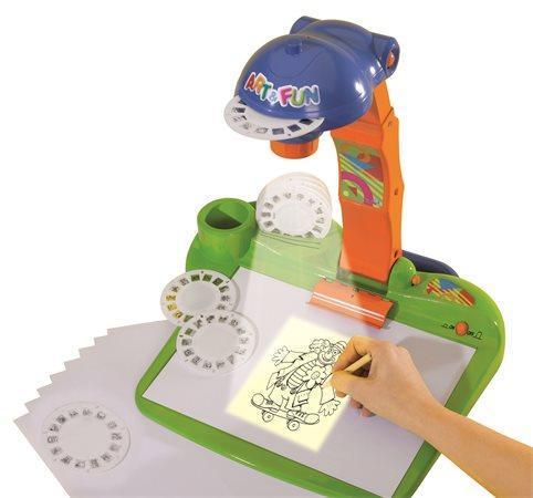 Dětský projektor, SIMBA